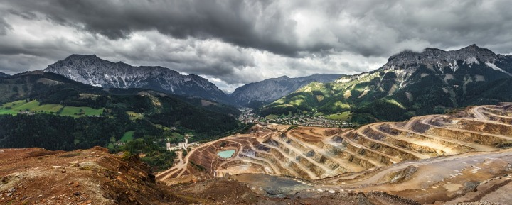 climate smart mining facility